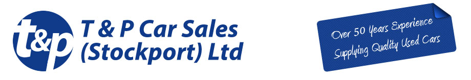 T & P Car Sales Ltd Logo